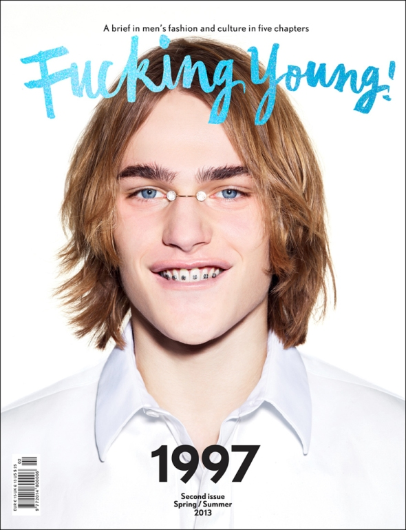fucking-young-second-issue-cover